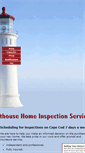 Mobile Preview of lighthousehomeinspection.biz